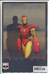 Marvel - Tony Stark Iron Man # 3 Moebius Variant