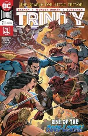 DC - Trinity # 21