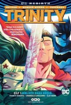 YKY - Trinity Cilt 1 Birlikte Daha Güçlü