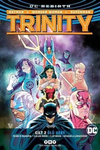 YKY - Trinity Cilt 2 Ölü Uzay