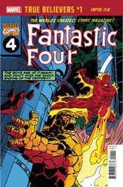 Marvel - True Believers Empyre Lyja # 1