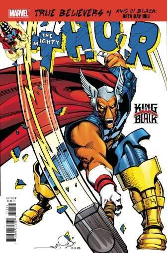 Marvel - True Believers King In Black Beta Ray Bill # 1