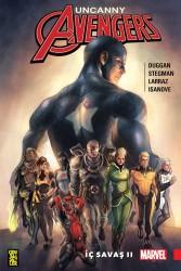 Gerekli Şeyler - Uncanny Avengers Birlik 3 İç Savaş II