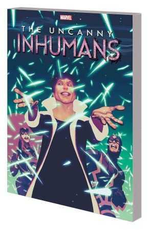 Marvel - Uncanny Inhumans Vol 4 IVX TPB