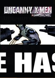 Marvel - Uncanny X-Men (1963 1st Series) # 523 3rd Ptg