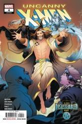 Marvel - Uncanny X-Men (2018) # 4