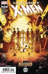 Marvel - Uncanny X-Men (2018) # 3 2nd Ptg Yıldıray Çınar Variant