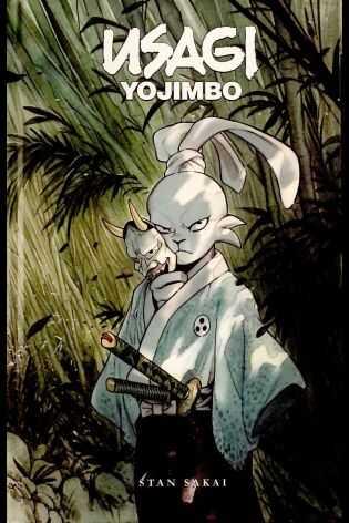 Presstij - Usagi Yojimbo Cilt 2 Sert Kapak