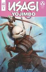 Presstij - Usagi Yojimbo Sayı 1 B Kapak