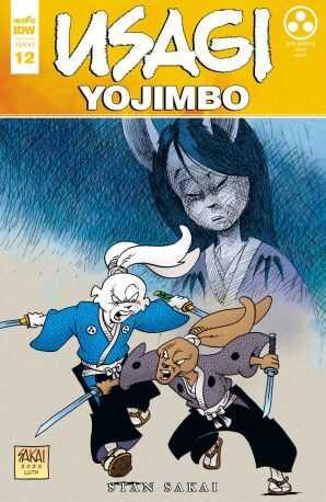 Presstij - Usagi Yojimbo Sayı 12