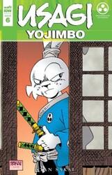 Presstij - Usagi Yojimbo Sayı 6