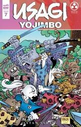 Presstij - Usagi Yojimbo Sayı 7