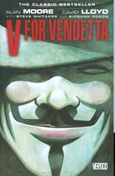 Vertigo - V For Vendetta TPB