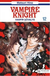 Akılçelen - Vampire Knight - Vampir Şövalye Cilt 12