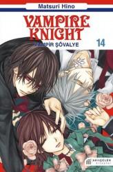 Akılçelen - Vampire Knight - Vampir Şövalye Cilt 14