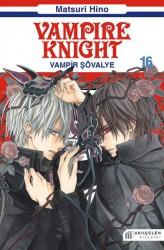 Akılçelen - Vampire Knight - Vampir Şövalye Cilt 16