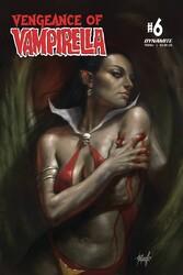 Dynamite - Vengeance of Vampirella # 6