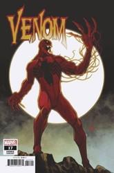 Marvel - Venom (2018) # 17 1:25 Johnson Codex Variant