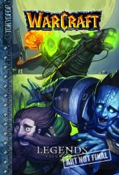 - Warcraft Legends Vol 5 TPB