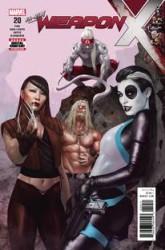 Marvel - Weapon X # 20