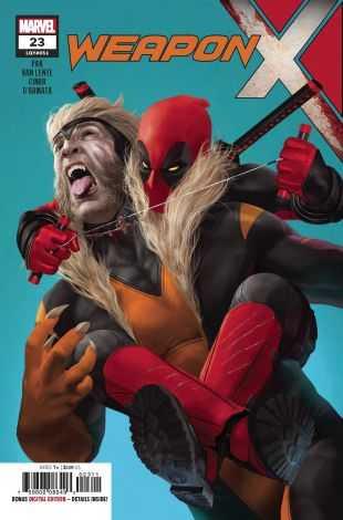 Marvel - Weapon X # 23