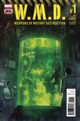 Marvel - Weapons Of Mutant Destruction # 1