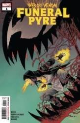 Marvel - Web Of Venom Funeral Pyre # 1