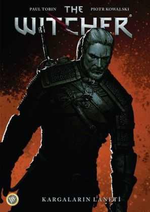 JBC Yayıncılık - Witcher Cilt 3 Kargaların Laneti