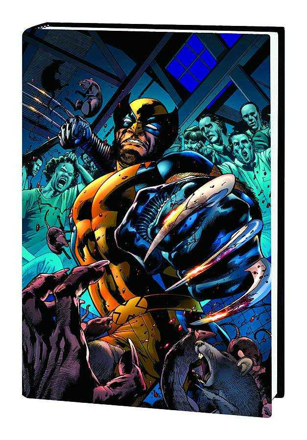 Marvel - Wolverine The Best There Is Contagion HC