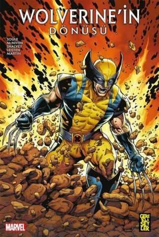 Gerekli Şeyler - Wolverine'in Dönüşü