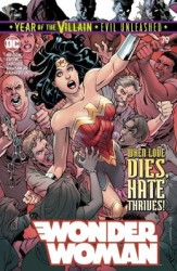 DC - Wonder Woman # 79