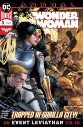 DC - Wonder Woman Annual # 3
