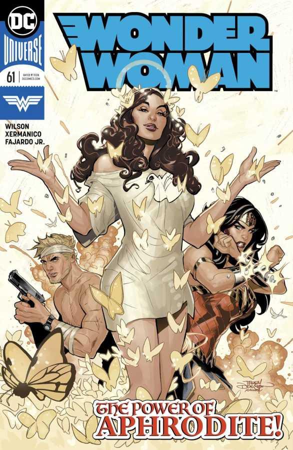 DC - Wonder Woman # 61