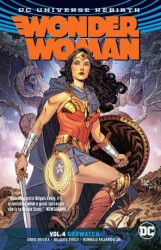 DC - Wonder Woman (Rebirth) Vol 4 Godwatch TPB