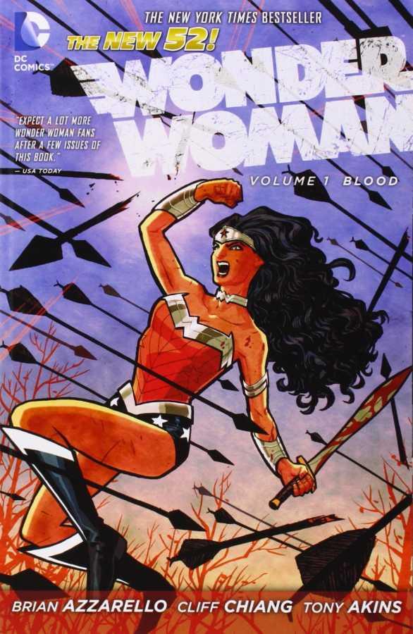 DC - Wonder Woman (New 52) Vol 1 Blood TPB