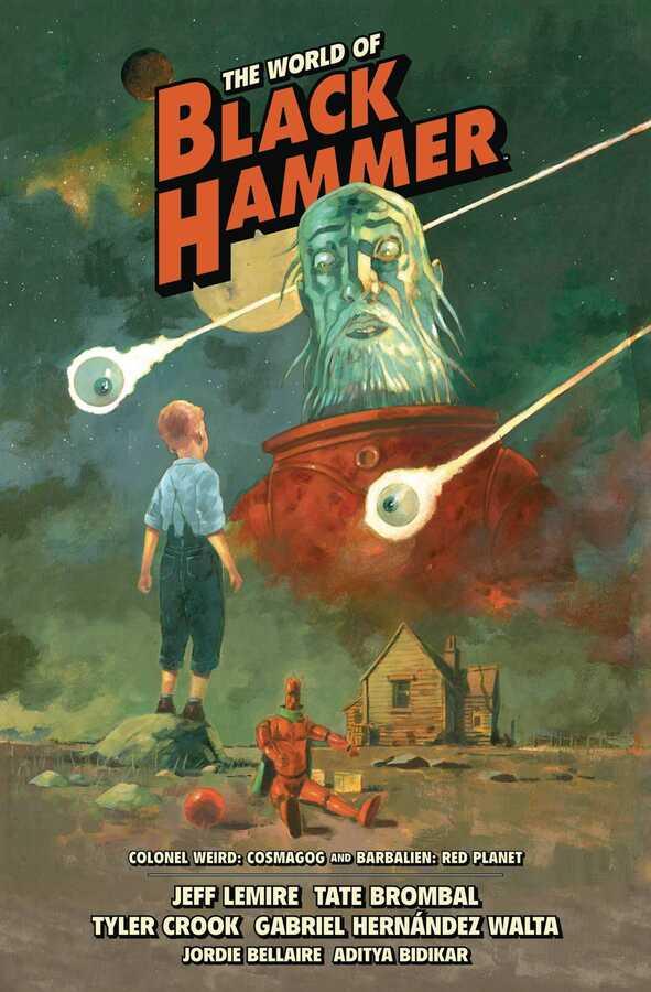 Dark Horse - World Of Black Hammer Library Edition Vol 3 HC