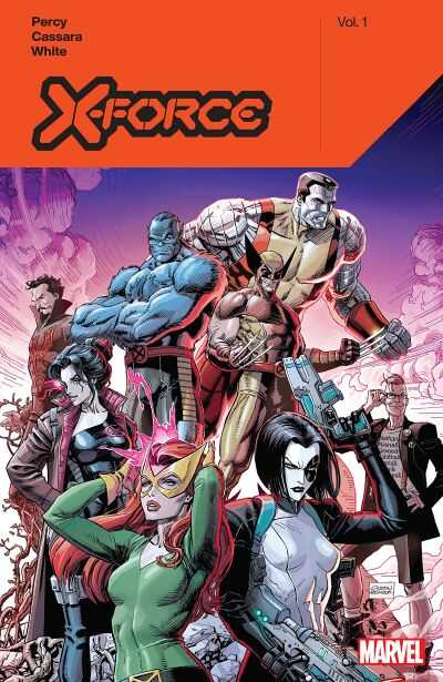 Marvel - X-Force By Benjamin Percy Vol 1 TPB