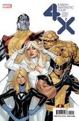 Marvel - X-Men Fantastic Four # 2