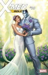 Marvel - X-Men Gold # 30 J. Scott Campbell Variant