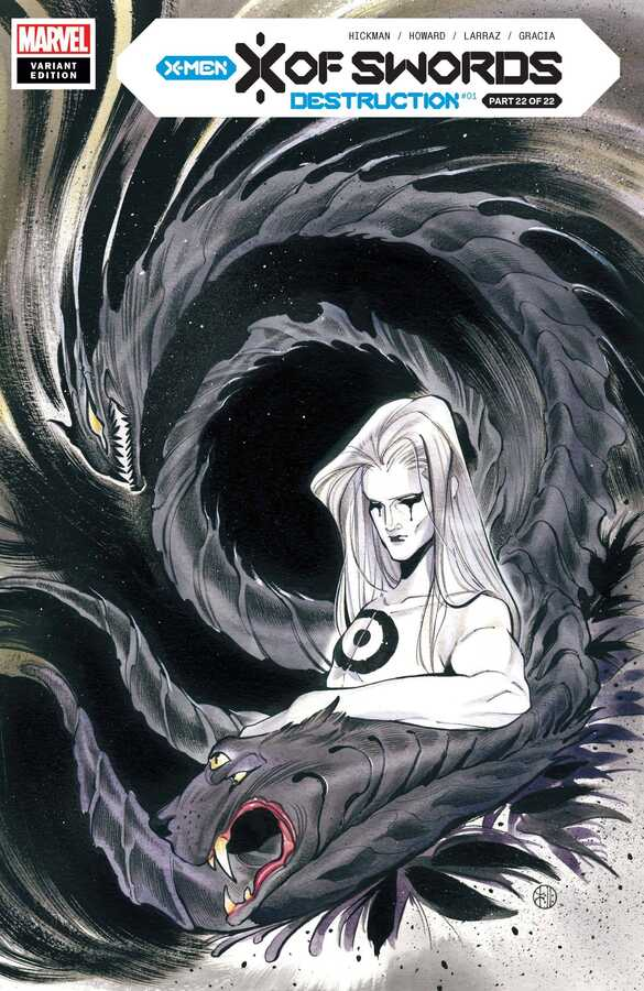 Marvel - X OF SWORDS DESTRUCTION # 1 MOMOKO VAR