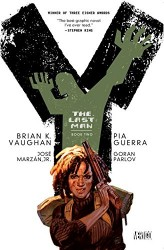 Vertigo - Y The Last Man Book Two HC