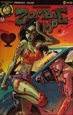 Zombie Tramp # 42 Celal Koç Cover A Celal Koç İmzalı